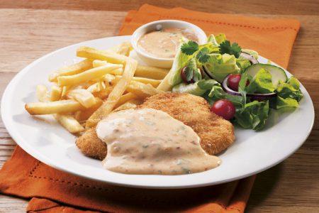 Ready 2 Go Chicken Schnitzel