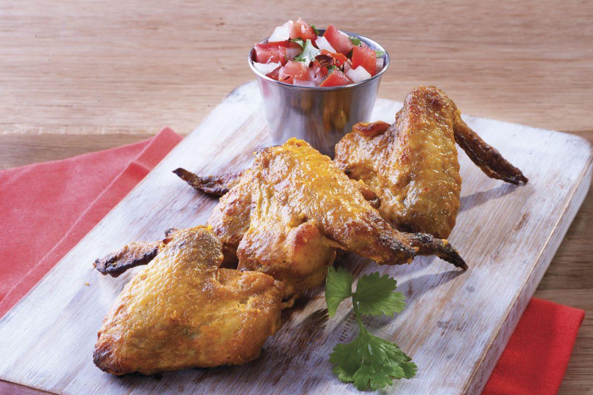 Ready 2 Go Chicken wings