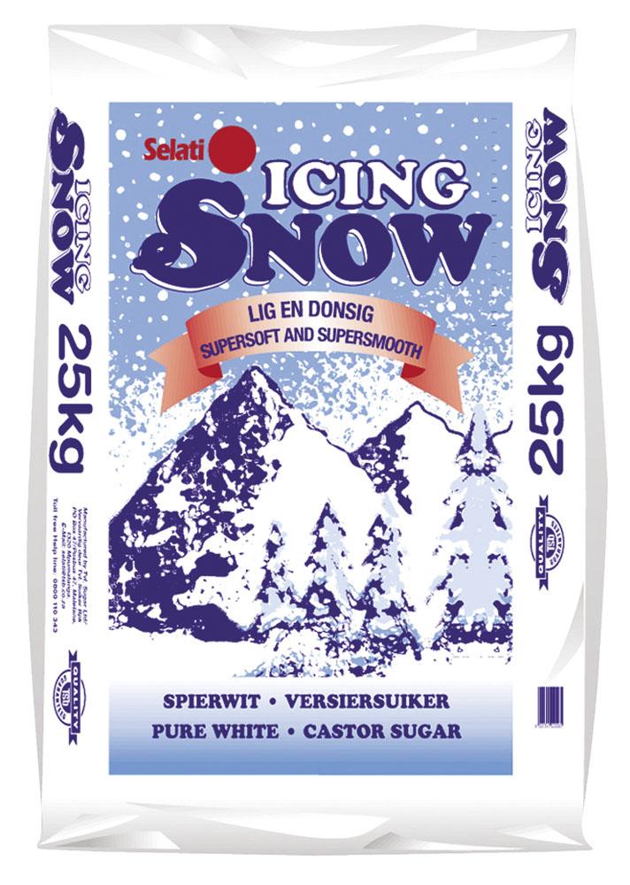 Selati Icing snow 25kg