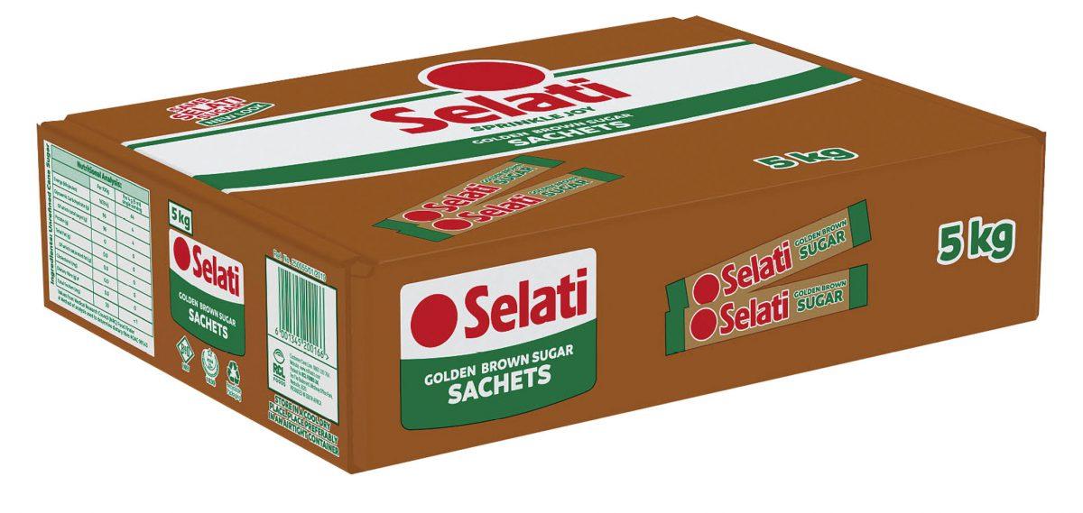 Selati brown Sugar Rubes 1000x5g