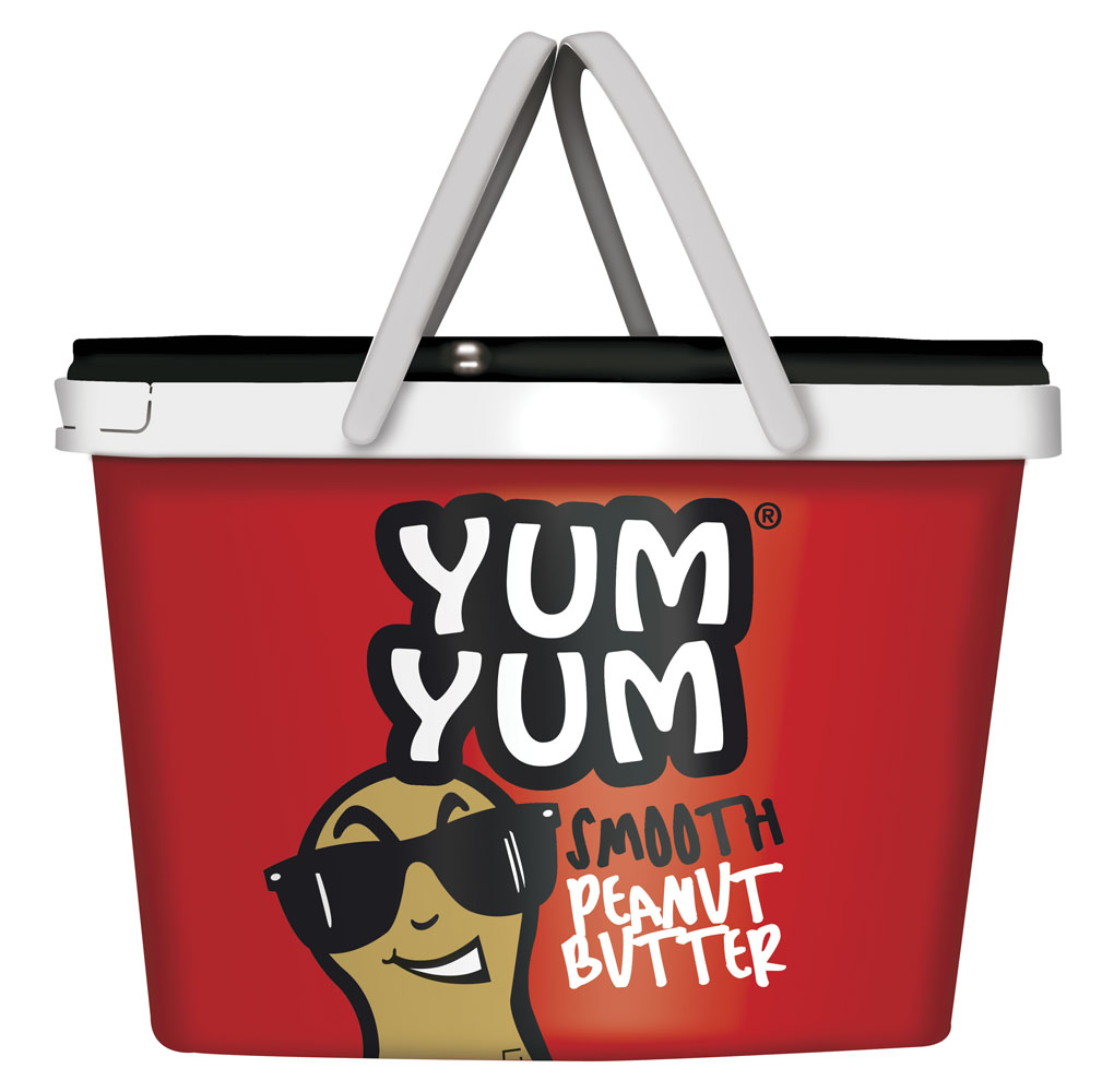 Yum Yum peanut butter smooth 20kg Tub