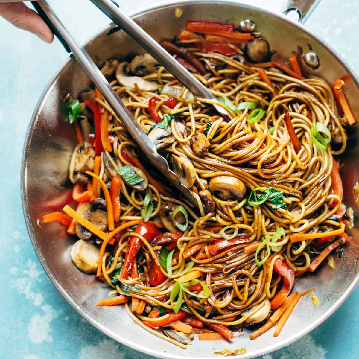 ASIAN NOODLE STIRFRY