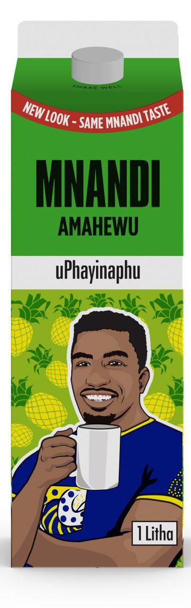Mnandi Pineapple