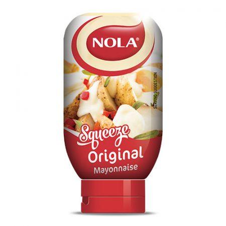 Nola Squeeze – Original Mayonnaise