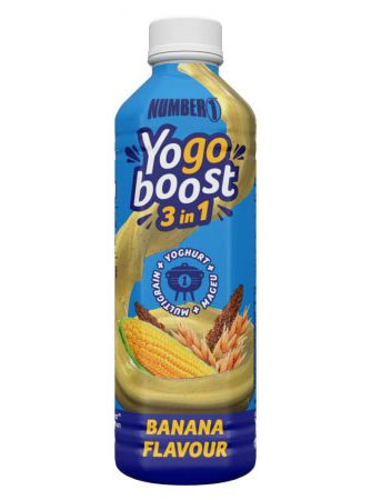 Yogo Boost 3in1 Banana
