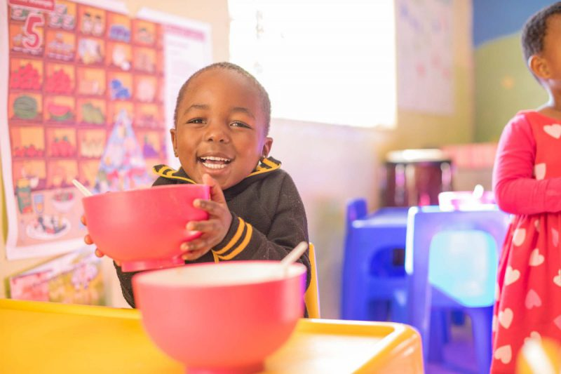 Together we can provide 1 MILLION MEALS FOR MANDELA DAY, says the DO MORE FOUNDATION