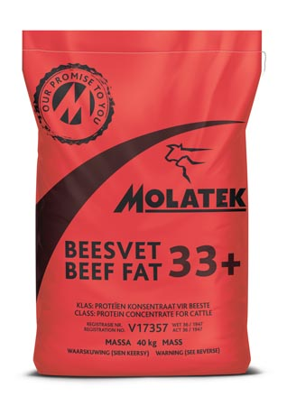 Molatek Beef Fat 33