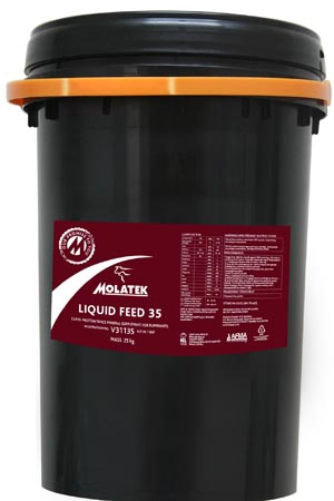 Molatek Liquid Feed 35