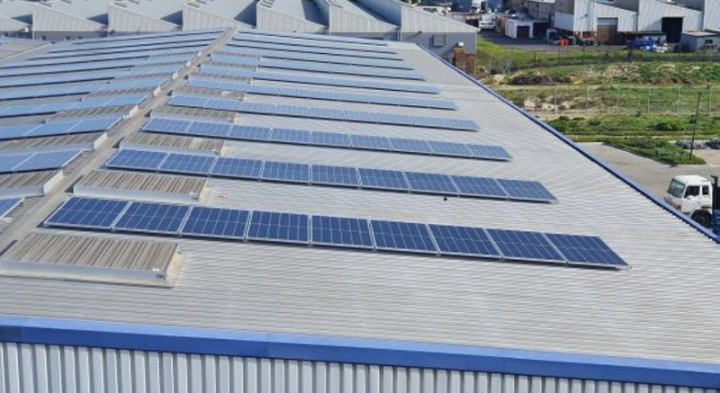Vector Logistics Peninsula leading the game with latest solar power plant project.