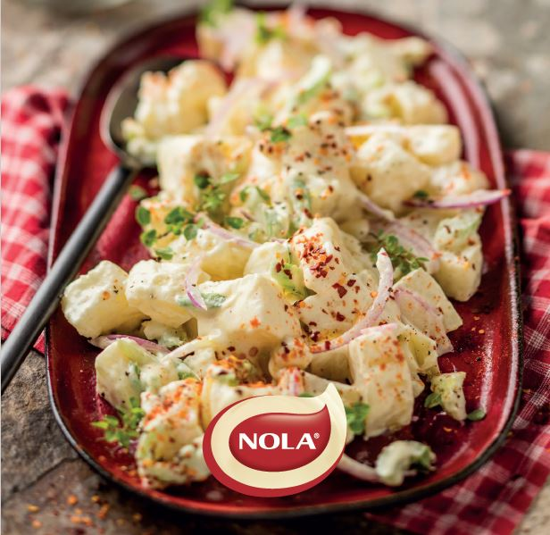 Tasneem's Potato salad
