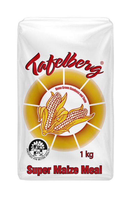 Tafelberg 1kg Maize Meal