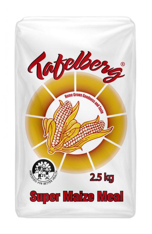 Tafelberg 2.5kg Maize Meal
