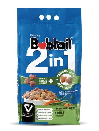 Bobtail 2 in 1 Chicken Chunks