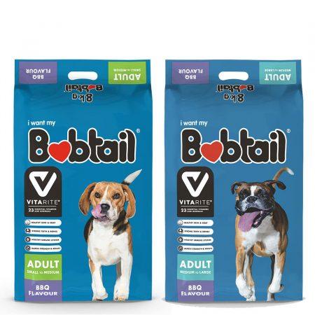 Bobtail Adult BBQ Flavour
