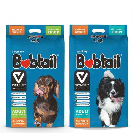 Bobtail Adult Chicken Flavour