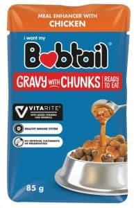 Bobtail Gravy with Chunks Chicken