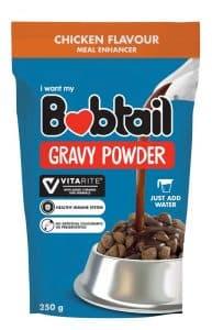 Bobtail Gravy Powder Chicken