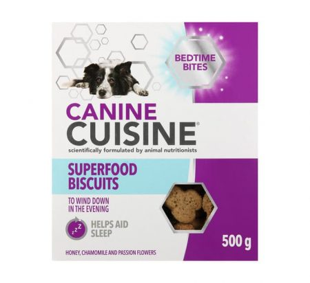 Canine Cuisine Superfood Biscuits