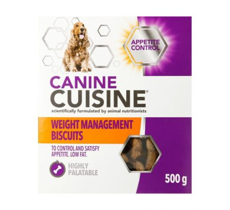 Canine Cuisine Biscuits Weight Management