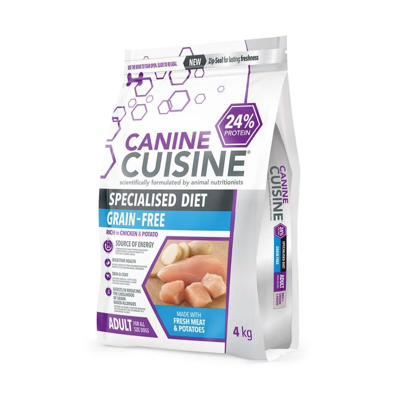 Canine Cuisine Specialised