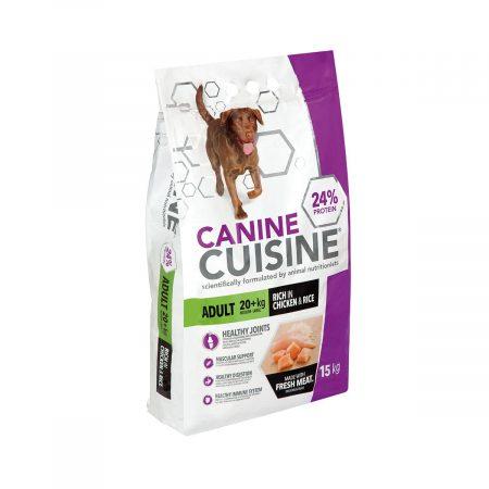 Canine Cuisine Medium to Large