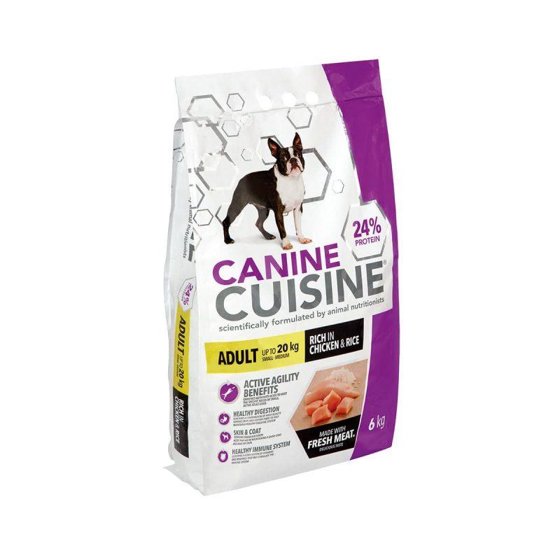 Canine Cuisine Small to Medium