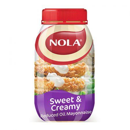 Nola Sweet and Creamy Mayonnaise