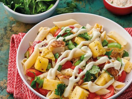 Cara's Chicken and Corn Pasta Salad