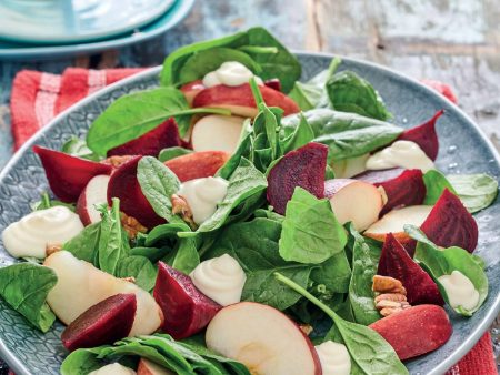 Ruth's Beetroot and Apple Salad
