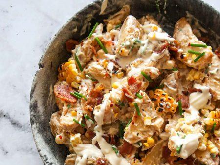 Veliswa's Potato salad