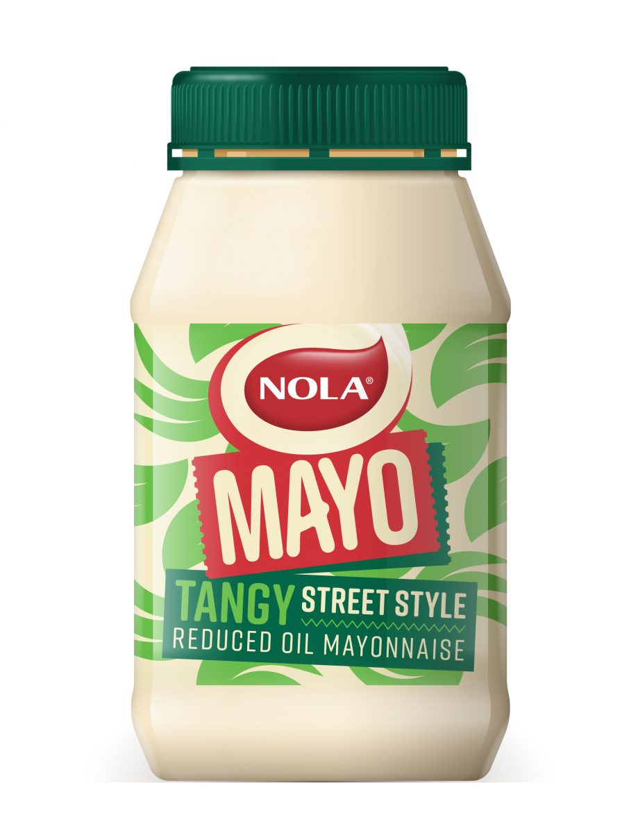Nola Tangy Street Style reduced oil mayonnaise